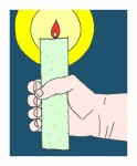 066_candle